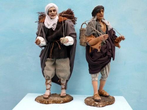Statue vestite da 25-30 cm - Il Presepio.com - Vendita presepi